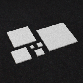 base plain square stl mesh dnd 3dprint mini miniature
